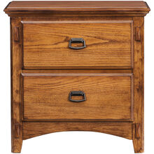Lodge Park Nightstand