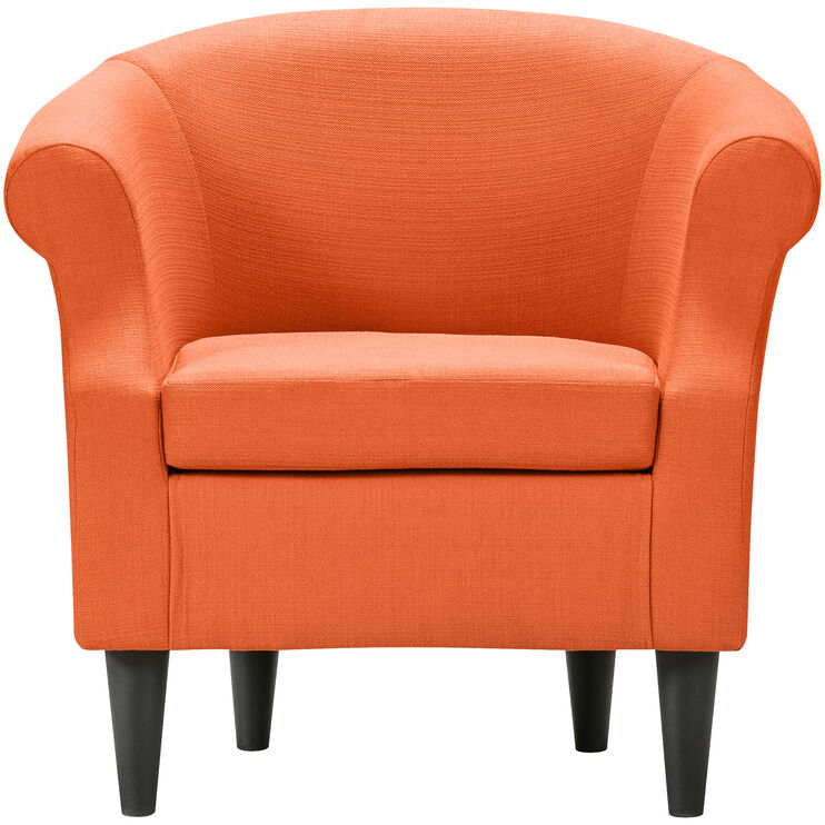 Nikole Saffron Accent Chair