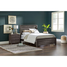 Wheaton Gray Queen Bed
