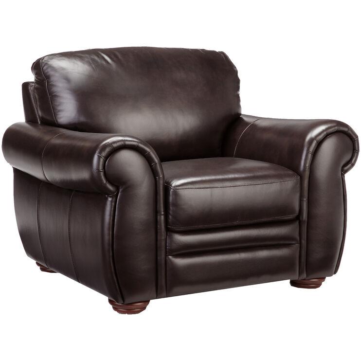 Gallery Dark Brown Chair