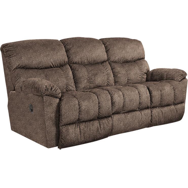 Slumberland Furniture | Morrison Cappuccino Reclining Sofa