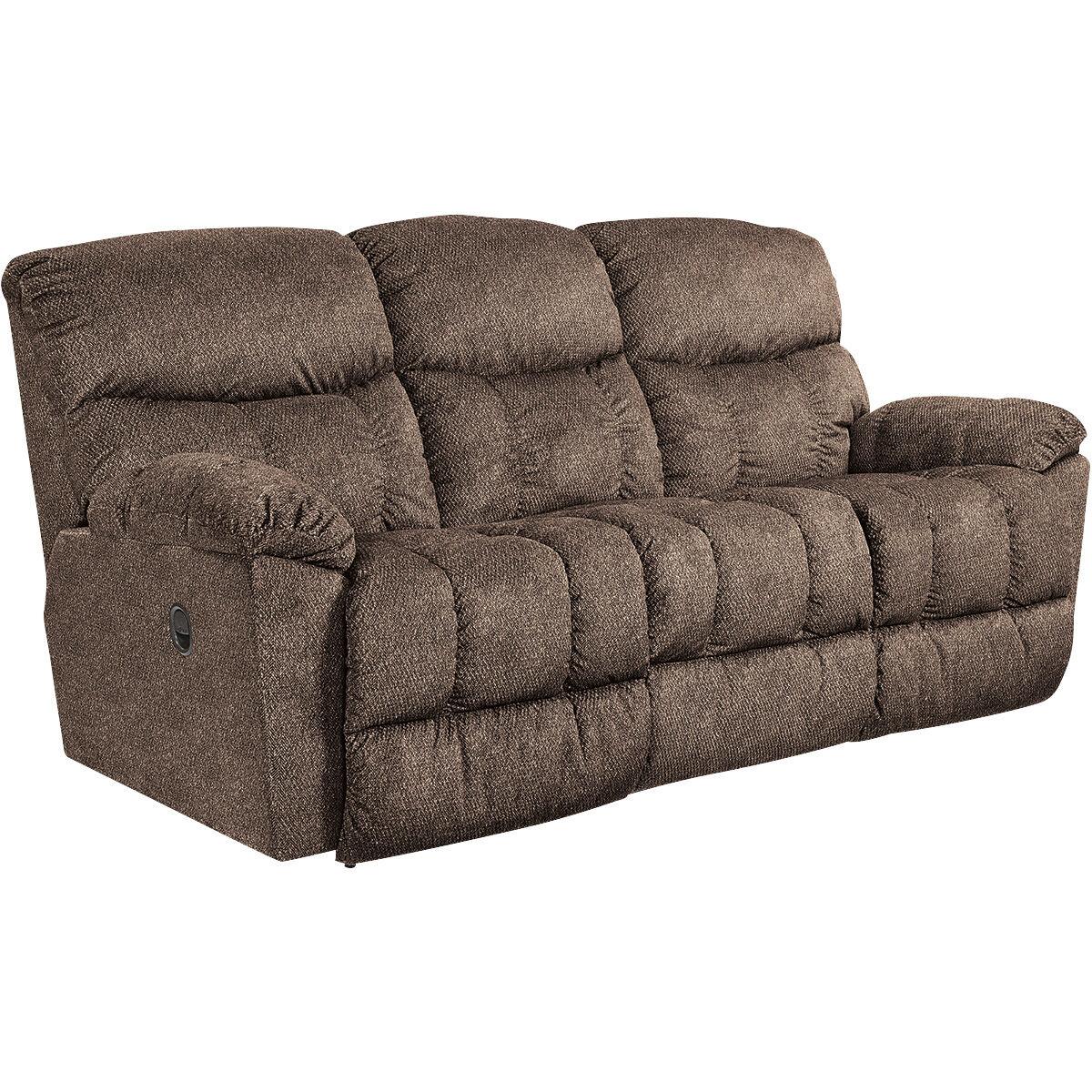 ... La-Z-Boy Morrison Cappuccino Reclining Sofa ...