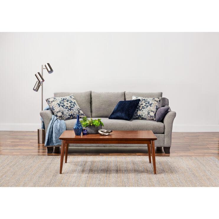 Rhine Gray Sofa
