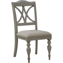 Summer House Gray Side Chair