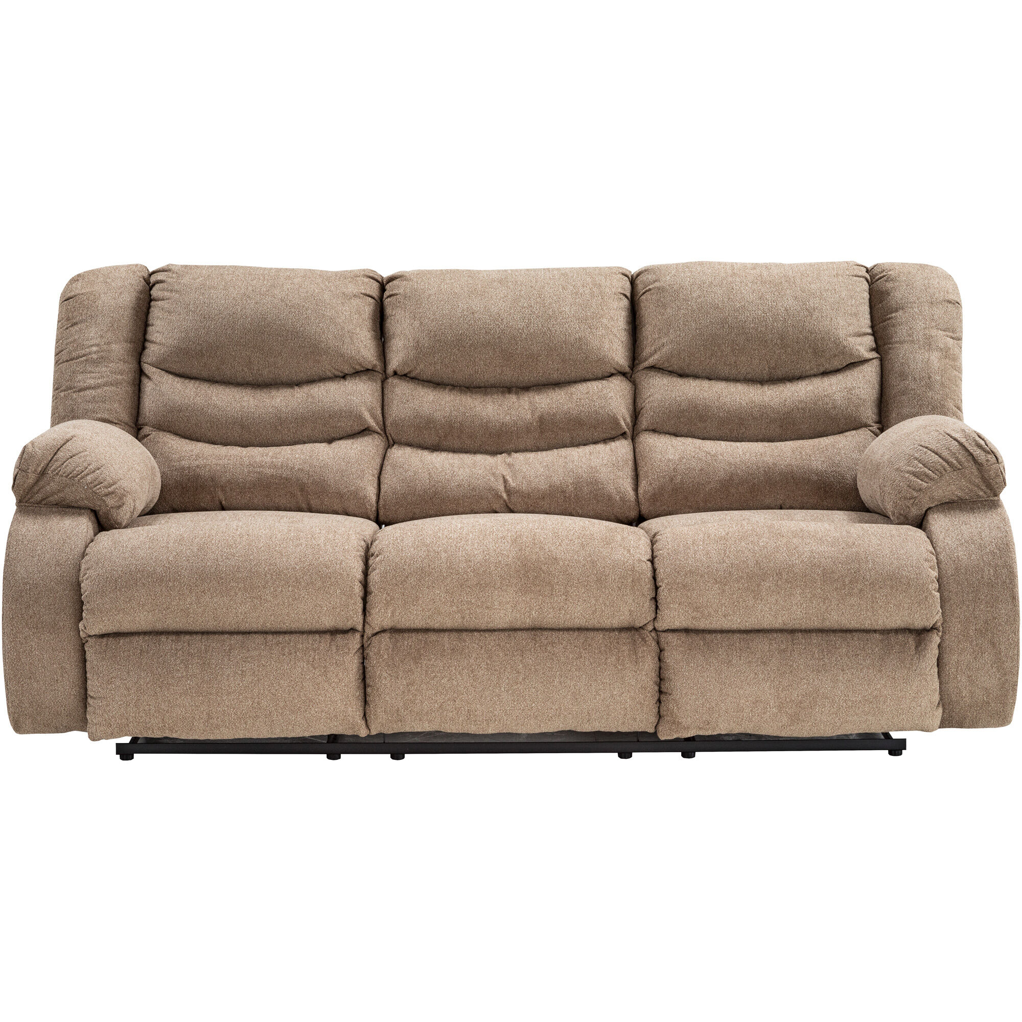 Kent Mocha Reclining Sofa; Kent Mocha Reclining Sofa ...