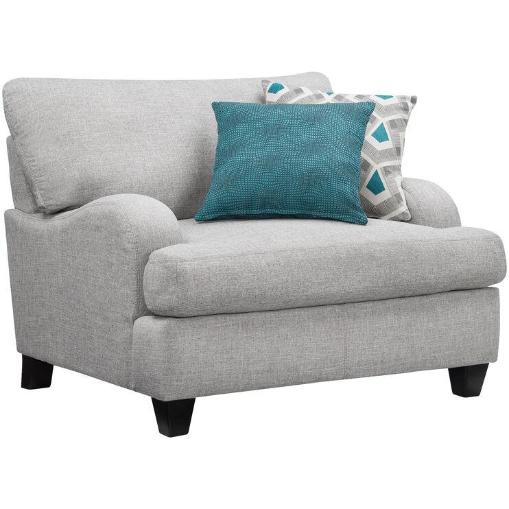 Ogden Quartz Chair