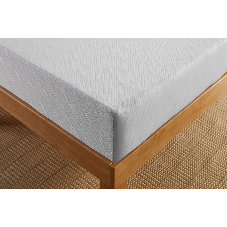 Sleep Inc 8 Inch Medium Firm Queen Mattress in a Box