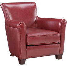 Winfield Chili Red Chair