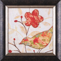 Songbird II Framed Art