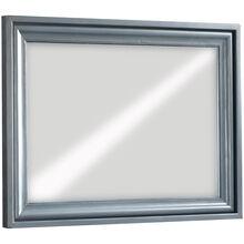 Everly Gray Mirror