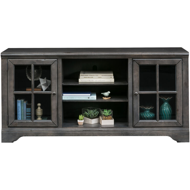 Hyland Antique Gray Console