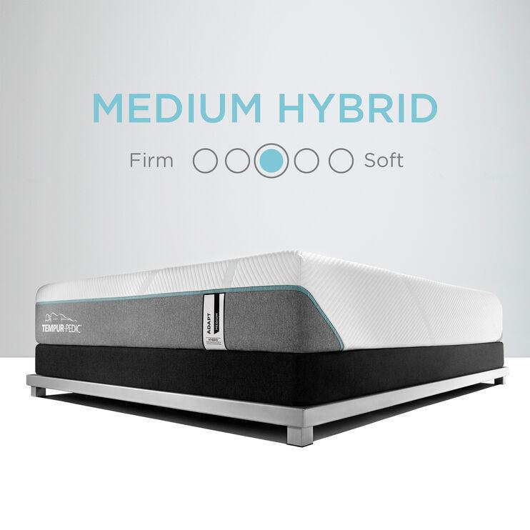 Tempur-Pedic Adapt Medium Hybrid Full Mattress