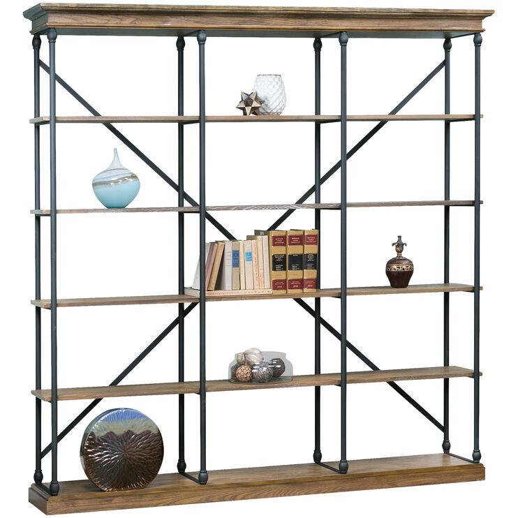 Auburn 84 Inch Bookcase