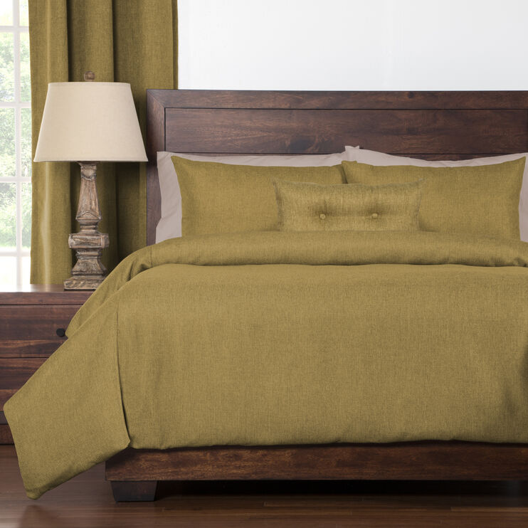 Harbour 5 Piece Willow Queen Duvet Set