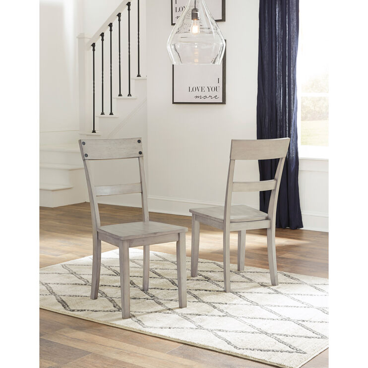 Loratti Gray Dining Chair