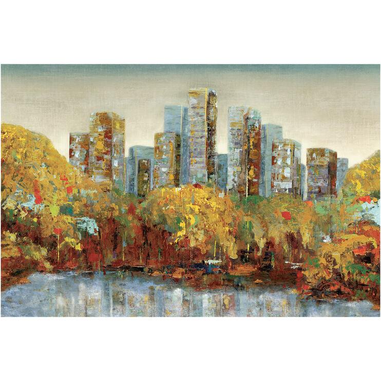 Central Park Wall Art