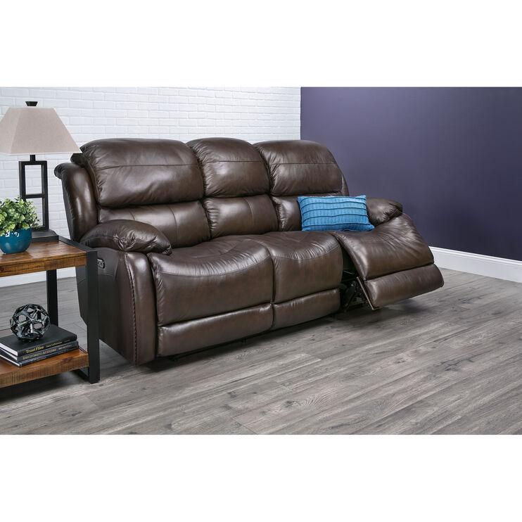 Cool Palmer Brown Power Plus Reclining Sofa Slumberland Furniture Ibusinesslaw Wood Chair Design Ideas Ibusinesslaworg