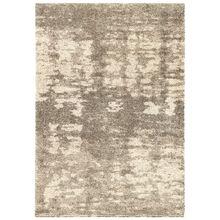 Wild Weave Rada Gray Abstract 8 x 11 Rug