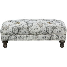 Tempus Cocktail Ottoman