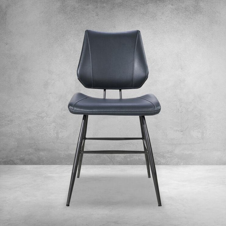 Vinson Cobalt Side Chair