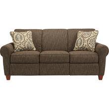 Bennett Mocha Reclining Sofa
