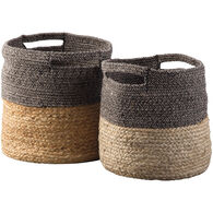 Set of 2 Parrish Baskets