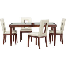Enzo Cherry Dining Set