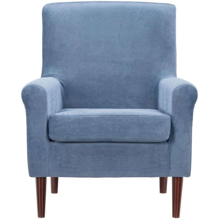 Slumberland Accent Chairs With Arms.Slumberland Furniture Ellis Navy Accent Chair