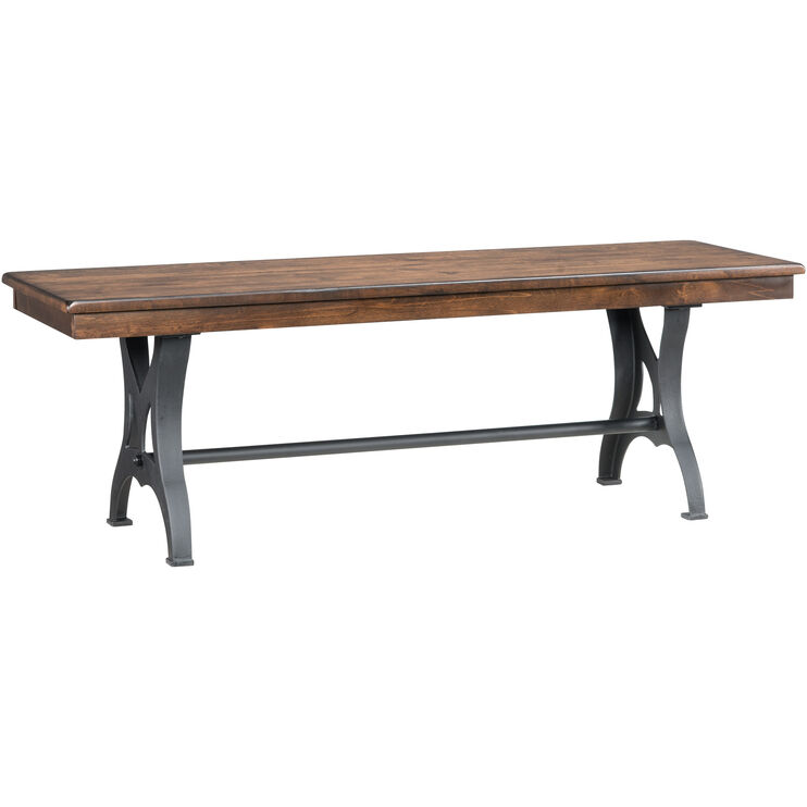 District Copper Bench