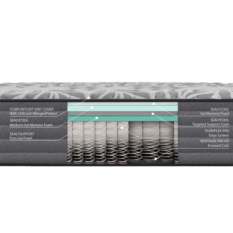 Sealy Posturepedic Satisfied II Ultra Firm King Mattress