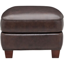 Winfield Tobacco Storage Ottoman