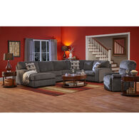 Ballinasloe 3 Piece Left Chaise Sectional