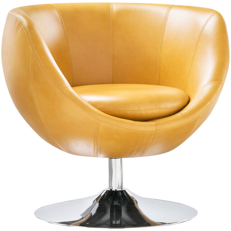 Globus Honey Swivel Chair