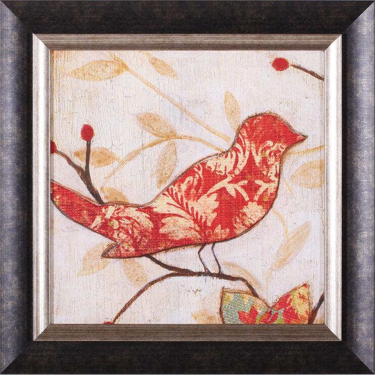 Songbird I Framed Art