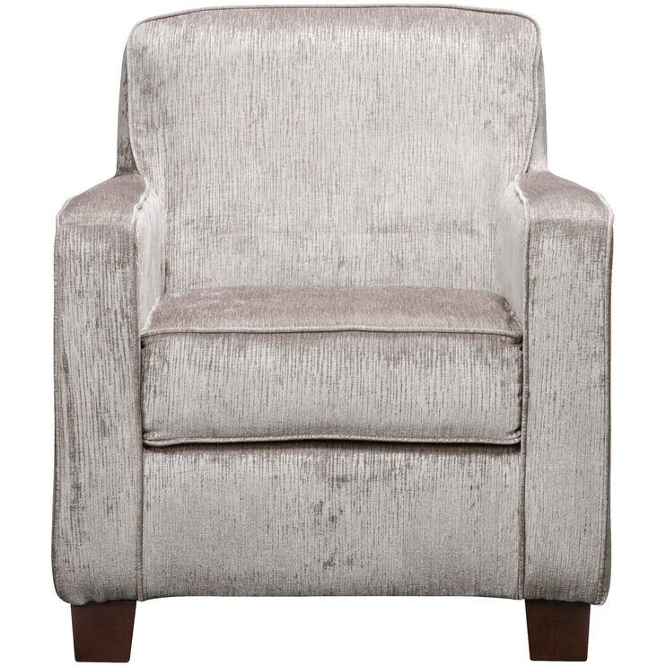 Johnston Light Gray Accent Chair