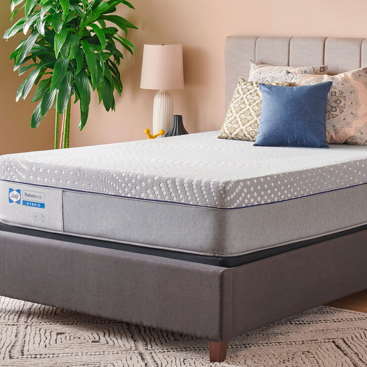 Sealy Posturepedic Lacey Firm Hybrid Twin XL Mattress
