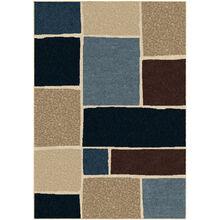 Four Seasons Graycliff Blue 8 x 11 Rug