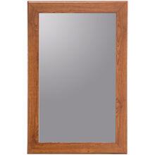 Jacob Oak Mirror