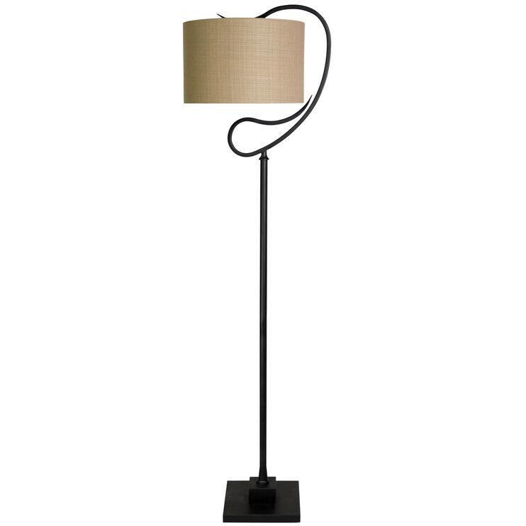 Prato Bronze Metal Floor Lamp