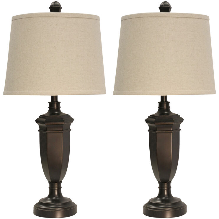 Humphrey Set of Table Lamps