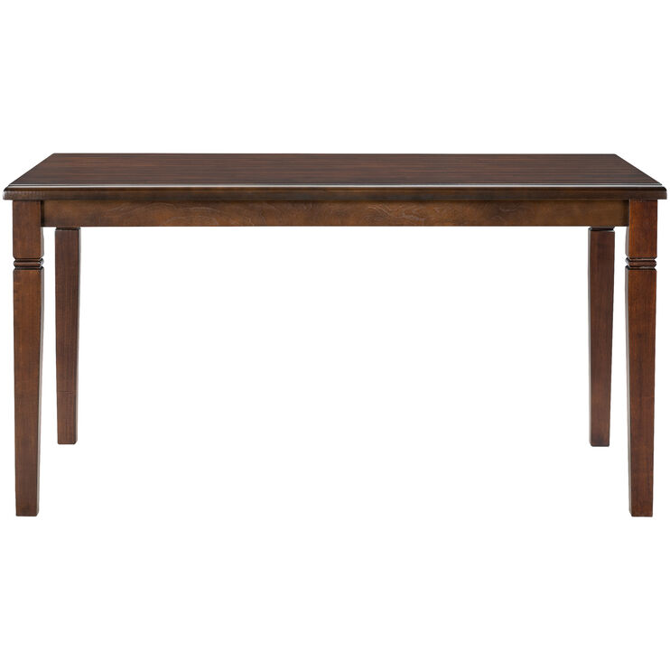 Durham Espresso Dining Table