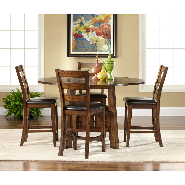 Slumberland Furniture Brook Counter Dining Set