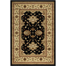 Four Seasons Shazad Green 8 x 11 Rug