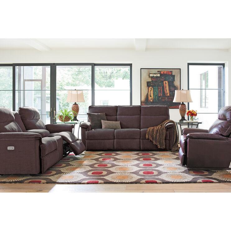 Jay Gray Power Reclining Sofa