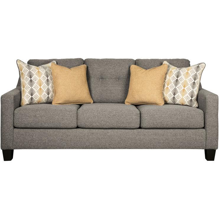 Genova Graphite Sofa