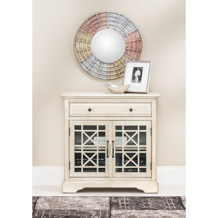 Chilton Antique White Cabinet