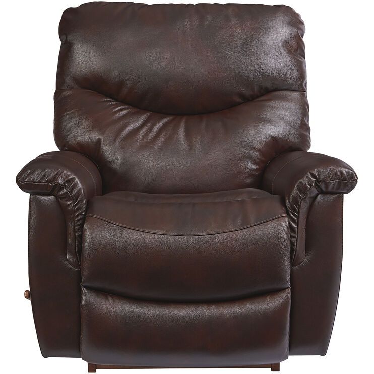 James Walnut Recliner