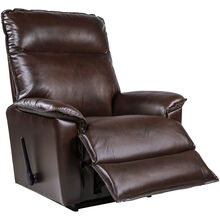 Jay Chocolate Rocker Recliner