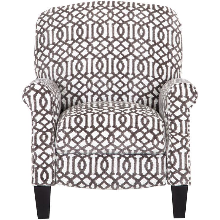 Slumberland Furniture Bayfield Platinum Leg Recliner