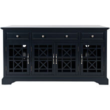 Chilton Navy 60 Inch Console